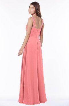 ColsBM Thea Coral Bridesmaid Dresses - ColorsBridesmaid