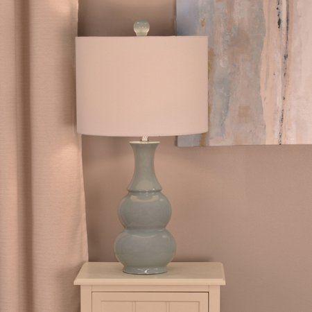 Harper Ceramic Table Lamp Walmart Com Table Lamp Ceramic