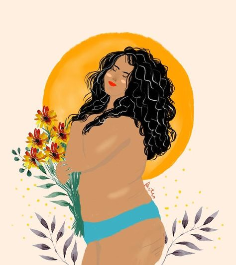 partes (@partes.art) • Fotos e vídeos do Instagram Melanin' rocks - self love - body positive - body positivity - confidence - hey sunny jess