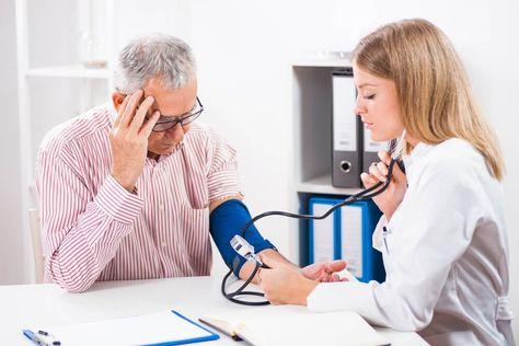 Problemas cardíacos presión arterial