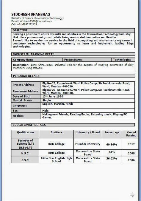 Curriculum Vitae Profile Examples Sample Template Example   The Purpose Of  A Resume  The Purpose Of A Resume
