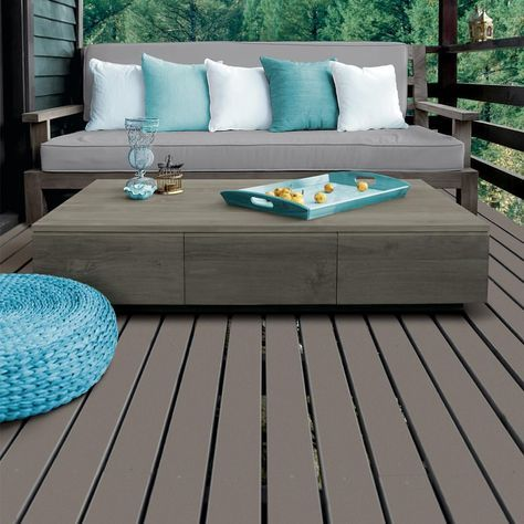 Cabot Pewter Gray Semi Solid Deck Stain Staining Deck Solid Stain Deck Colors Deck Stain Colors