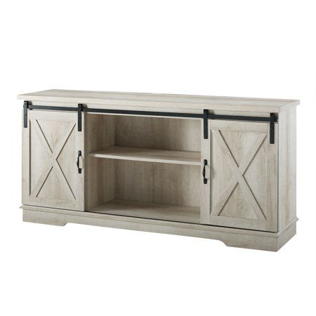 Home Barn Door Tv Stand Farmhouse Tv Stand Barn Door Console