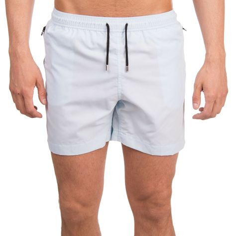 SAFE Swim Shorts Size M Blue Mesh Lined Elasticated Waist Made in Italy #fashion #clothing #shoes #accessories #mensclothing #swimwear (ebay link)