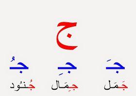 روضة العلم للاطفال حروف الهجاء مع التشكيل Arabic Alphabet For Kids Alphabet For Kids Learning Arabic