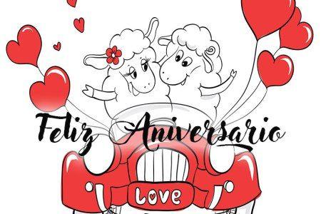 Felicitaciones Aniversario De Boda Graciosas Unpasticheorg