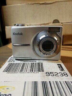 Kodak Easyshare C613 6 2mp Digital Camera Pearl White Digital Camera Digital Kodak Easyshare