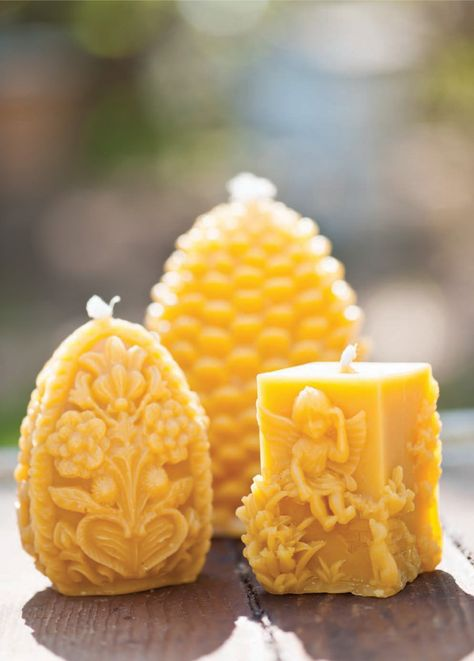 These Beeswax Candles By Tomten Beeworks Would Look Great On Your Dinner Table Next Week Find Out More In Our Country Beeswax Candles Beeswax Candle Aesthetic
