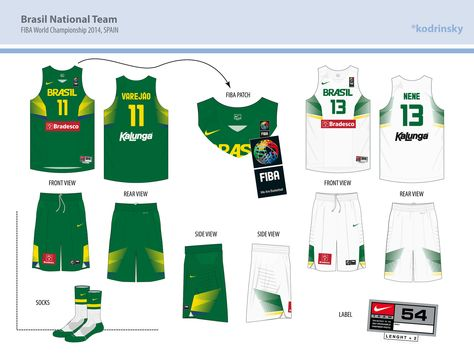b0fde739db3 Brazil National Team (FIBA World Championship 2014