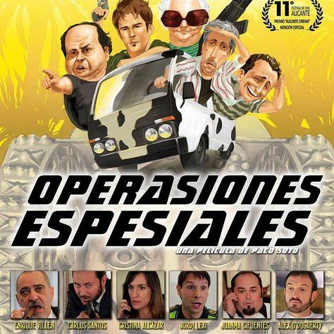 Nuevo post en www.mivestidoazul.es. Hoy entrevistamos a Paco Soto, director de la película Operasiones Espesiales #blog #blogger #bloggerscastellon #entrevista #película #operasionesespesiales #iger #igers #followme