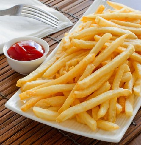Instant Pot French Fries - Corrie Cooks
