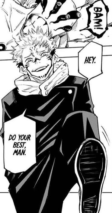 Sukuna Jujutsu Manga Anime Anime Characters