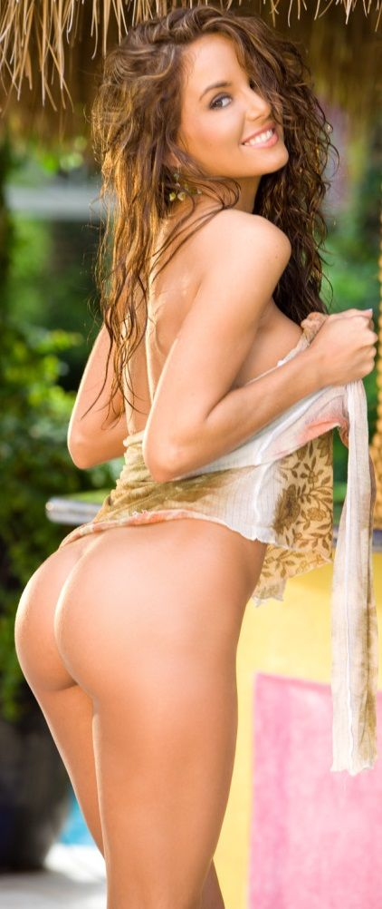 Rather good hillary fisher white naked