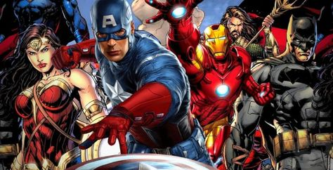 Is It True That Marvel and DC Comics Are Doomed?