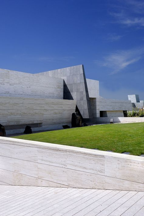 Acero Projects Architect Acero Pinterest Architecture - Bn house perfect space for relaxation surrounded by exotic landscape madrid spain