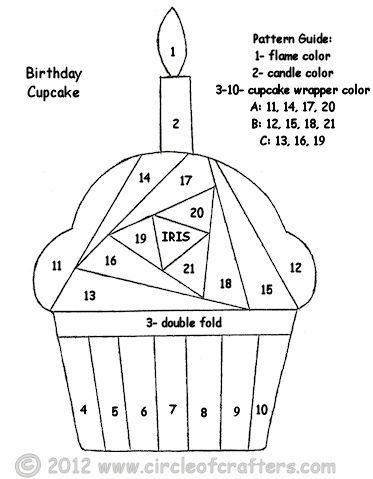 printable foldable birthday cards