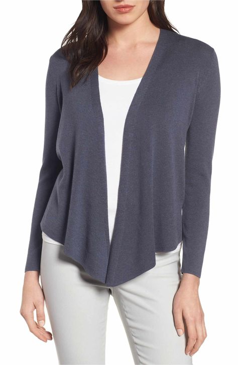 Main Image - NIC+ZOE 4-Way Convertible Cardigan (Regular & Petite)