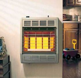 Empire Heating Systems Infrared Heater Manual 18 000 Btu Sr