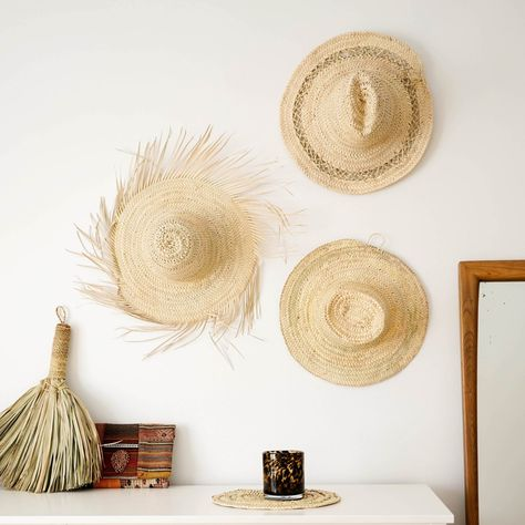 Edward Decorative Straw Hat