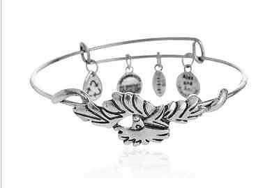 -= hot Alex&Ani Crescent silver Expandable Bangle Bracelet j1849 - http://designerjewelrygalleria.com/alex-ani/hot-alexani-crescent-silver-expandable-bangle-bracelet-j1849/