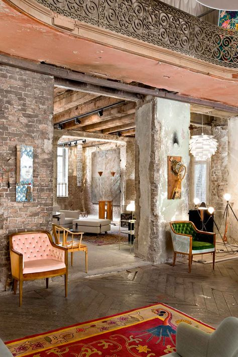 Industrial Home Design Awesome Of Home Design Industrial Loft ...