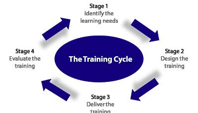 Image Result For The Training Cycle Diagram Cycle Diagram Train