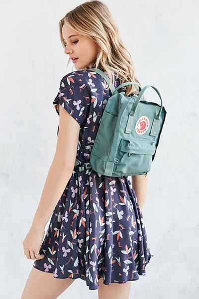 Shop Fjallraven Kanken Mini Backpack at Urban Outfitters today.