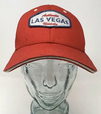 Mgm Resorts Las Vegas Nevada Baseball Cap Hat Red Patch Hat Osfm Strap Back Ebay Las Vegas Resorts Las Vegas Nevada Red Sox Baseball Cap