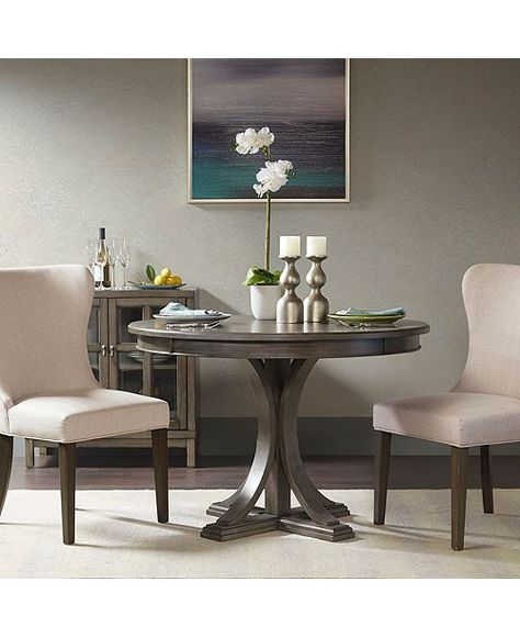 Furniture Breeze Round Dining Table Reviews Furniture Macy S