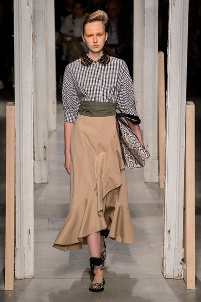 Antonio Marras at Milan Fashion Week Spring 2019 - Runway Photos