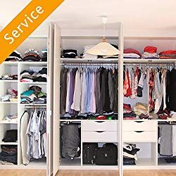 Pin By Mrs Moore Everything Home On Organizers Ideas Clothing Store Displays Shelves In Bedroom Colourful Outfits