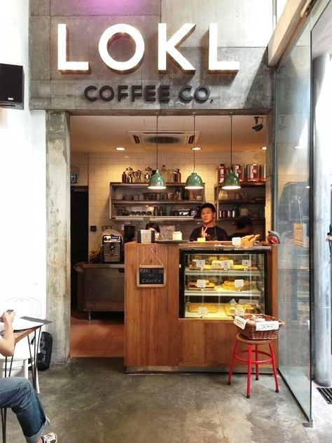 #LOKLCoffeeCo @ Jln Tun H. S. Lee  http://says.com/my/lifestyle/20-must-visit-cafes-in-klang-valley