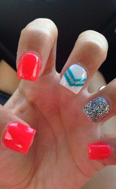 Spring Nails - 45 Warm Nails Perfect for Spring | Art and Design