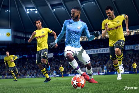 Dribbling rating in FIFA 20: What you need to know