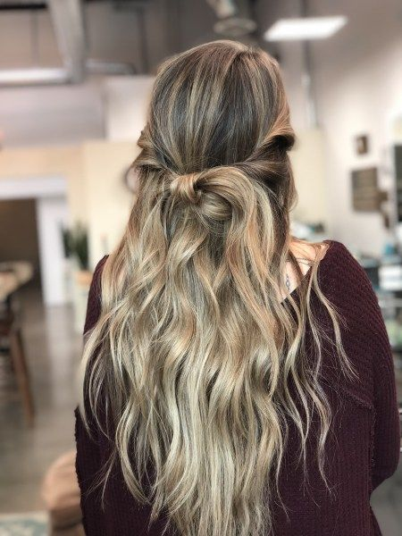 All Photos Hair Styles Beach Wave Hair Twist Ponytail