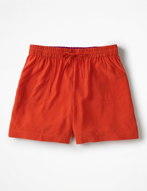 Boden Boden Talia Shorts Orange Damen Boden Orange Orange In 2019