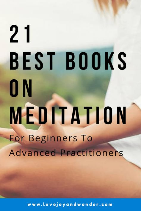 best-meditation-books