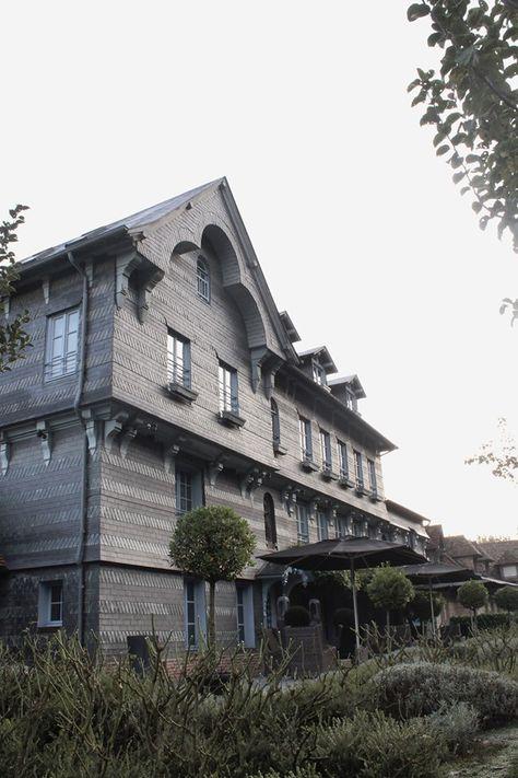 J Ai Teste Le Spa De La Ferme Saint Simeon A Honfleur En 2020 Honfleur Spa Trouville