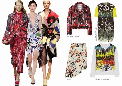 spring summer 2014 trends | Spring/Summer 2014 Trend Report; Pleats, Sheer Details & The Art Of ...