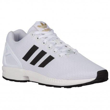 ... #baller #nikebasketball #sports air yeezy original price,adidas  Originals ZX Flux - Mens - Running - Shoes - White/Black/Gold Metallic-sku: BA8655 ...