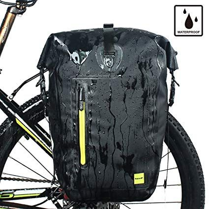 Rhinowalk Bike Bag Waterproof Bike Pannier For Biycle Cargo Rack