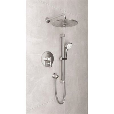 Grohe Shower Panels Tower 126455 Lineare Pressure Balance Valve
