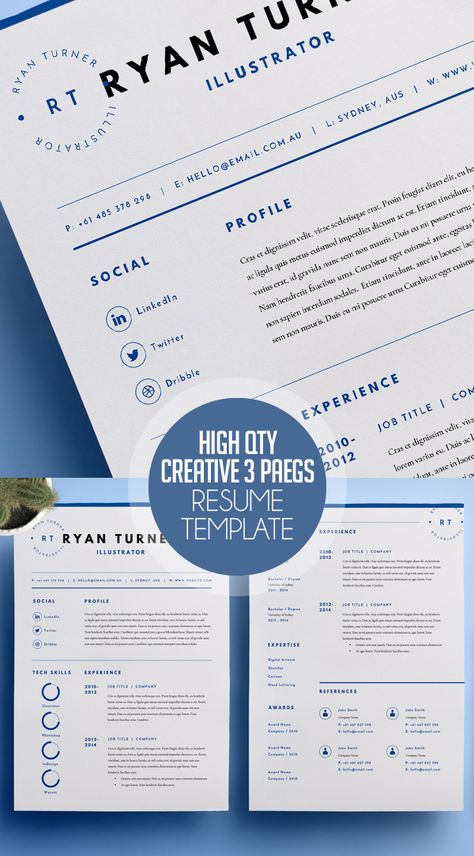 50 Best Minimal Resume Templates - 50 resume Pinterest - awesome resumes templates