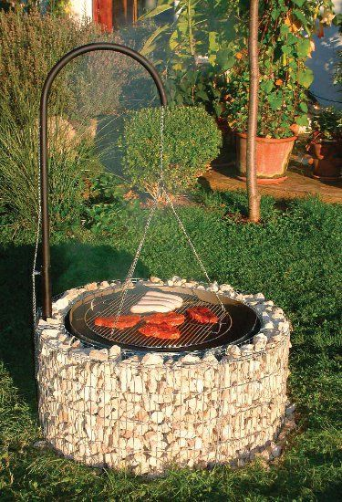 5 styles de barbecues vraiment originaux Hearths, Foyers and