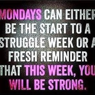 Monday Monday Motivation Quotes Monday Quotes Motivational Quotes For Working Out