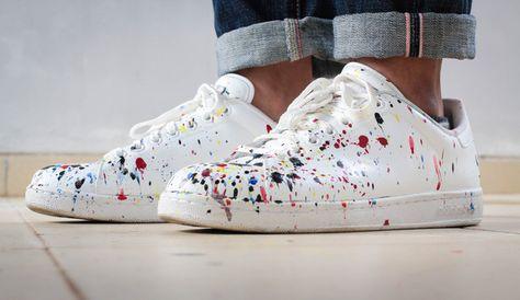 Stan Smith DIY | Sneaker, Sneaker