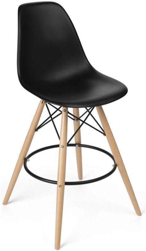 Remarkable 27 Seat Height Molded Plastic Chair W Backrest Eiffel Beatyapartments Chair Design Images Beatyapartmentscom