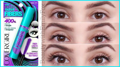 40b3d05a78c List of Pinterest covergirl mascara super sizer lashes images ...