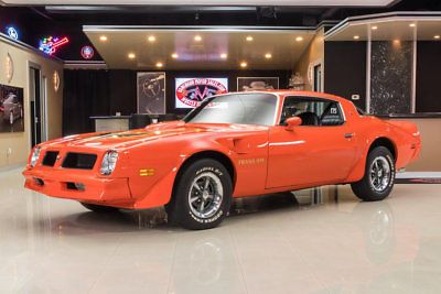 Ebay Pontiac Firebird Trans Am Rotisserie Restored Trans Am