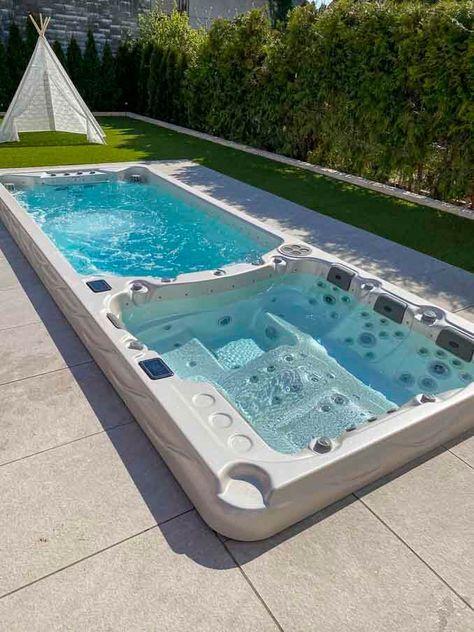 230 Hot Tubs Sauna And Spas Ideas Hot Tub Outdoor Hot Tub Backyard Sauna